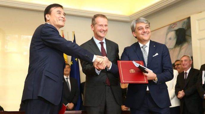 Seat lo intentará de nuevo en China con JAC Volkswagen
