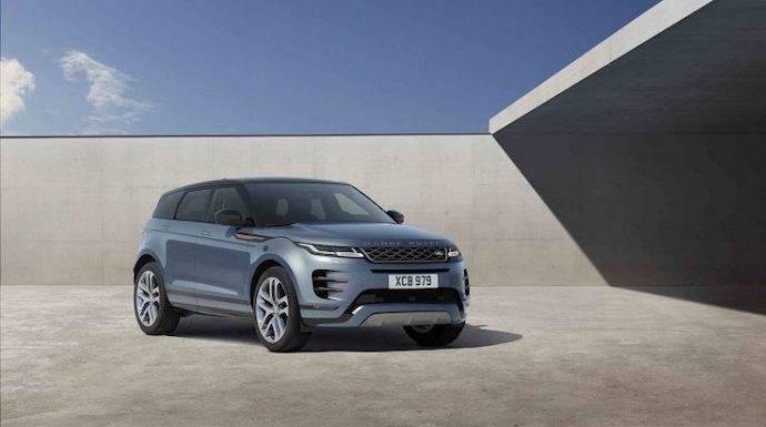 Range Rover Evoque 2019, más de todo