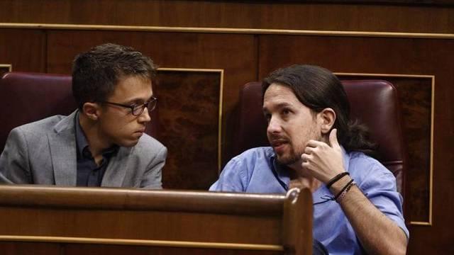 Errejón se revuelve contra Iglesias y ningunea su `alerta antifascista`