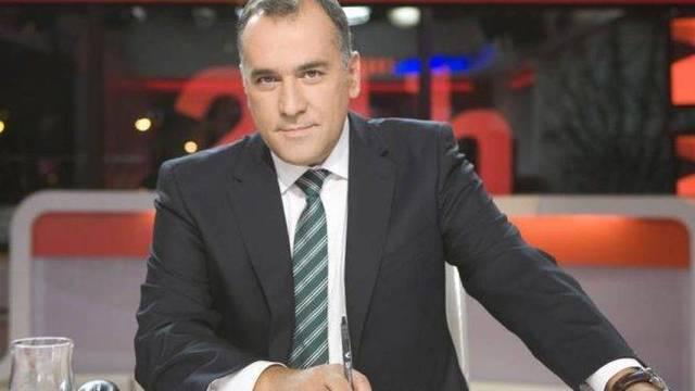 Por qué Fortes desapareció de repente de uno de sus dos programas en TVE