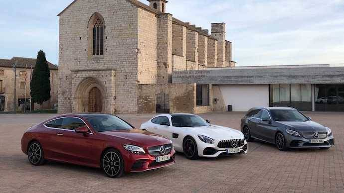 Mercedes Benz Test Days 2018, una gama para disfrutar