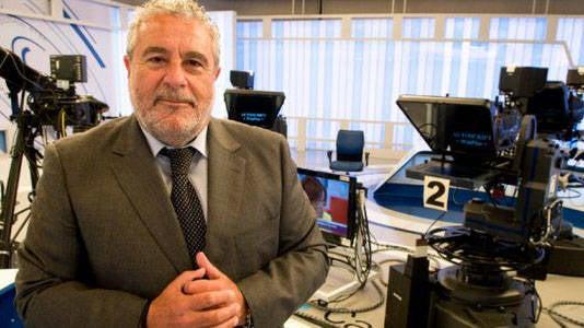 El director de Canal Sur Radio y Televisión, Joaquín Durán.