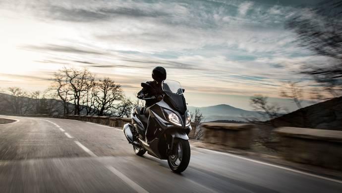 Las matriculaciones de motos en renting se multiplican por 6 en 2018