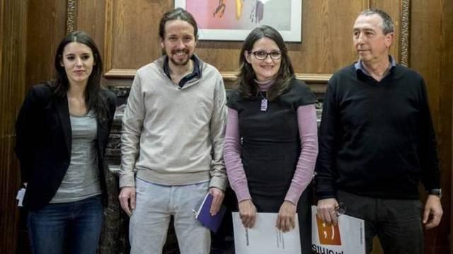 El memorable corte de Mónica Oltra a Pablo Iglesias por alardear de gran amante