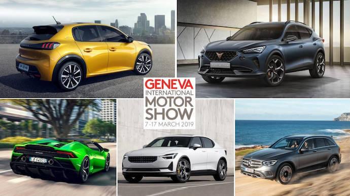 Ginebra cede el protagonismo a los vehículos eléctricos