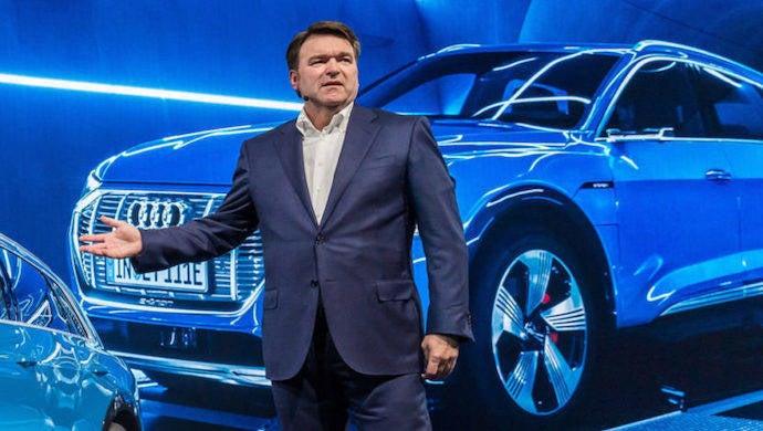 Audi vende menos coches, aunque gana más