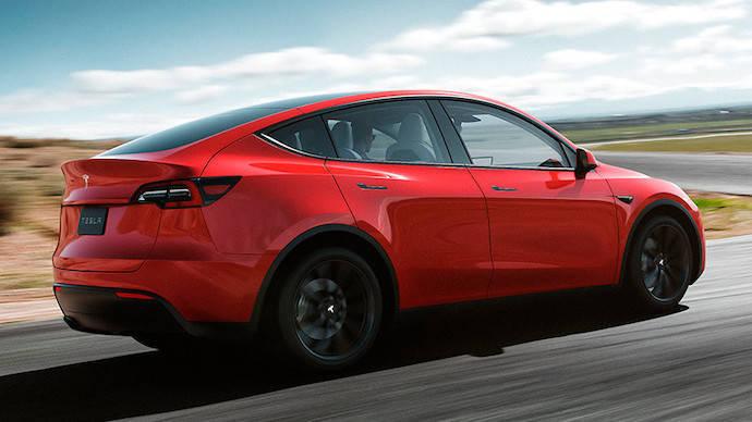 Tesla calca el diseño del X en el Model Y, ¿donde está la creatividad?