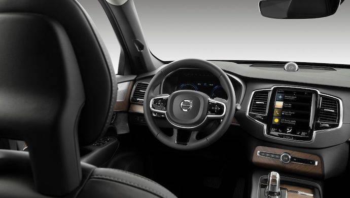 Volvo montará cámaras que detectan conductores borrachos
