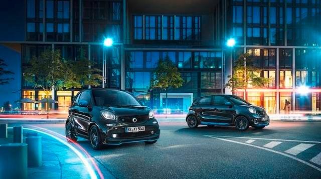 Daimler traslada la fabricación del auto Smart a China