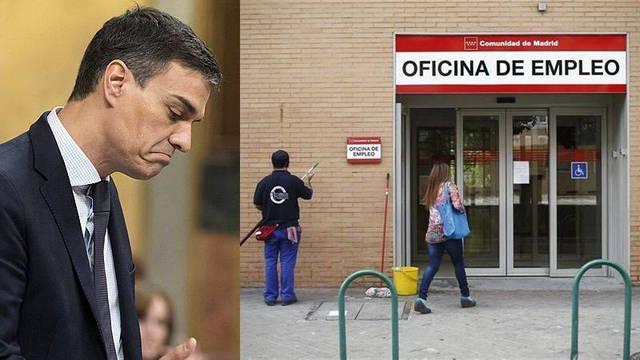 El paro baja en 2.850 personas en marzo en Extremadura