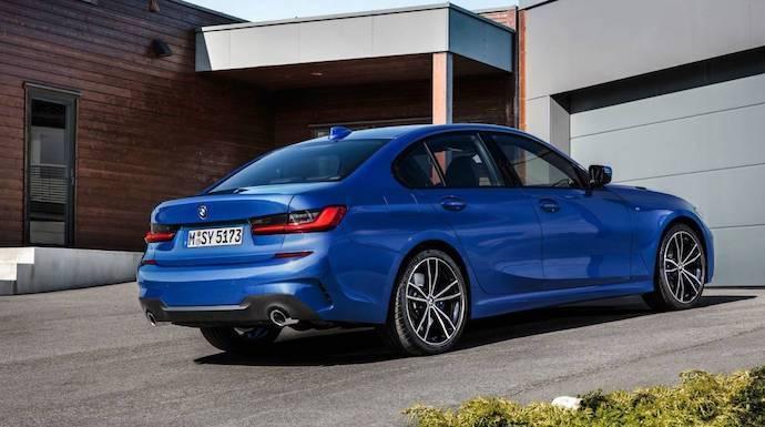 BMW Serie 3, una berlina para los que se esmeran en la conducción