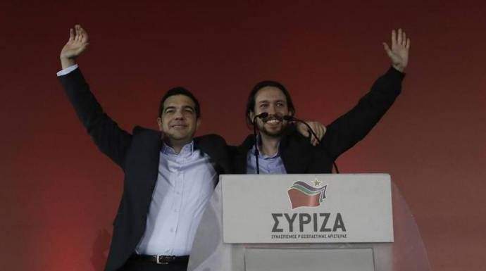El hundimiento del «amigo» de Podemos en Europa del que Iglesias ahora no quiere saber nada