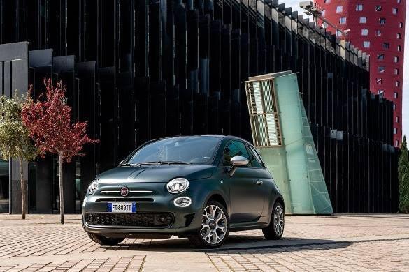 Fiat lanza en España su e-commerce de renting
