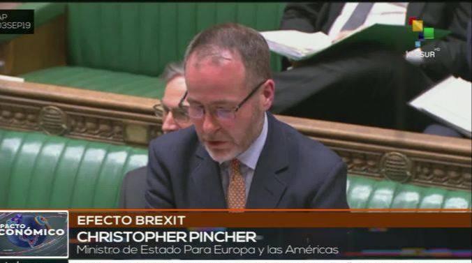 El repaso del ministro británico a los socios escoceses de Puigdemont en defensa de España