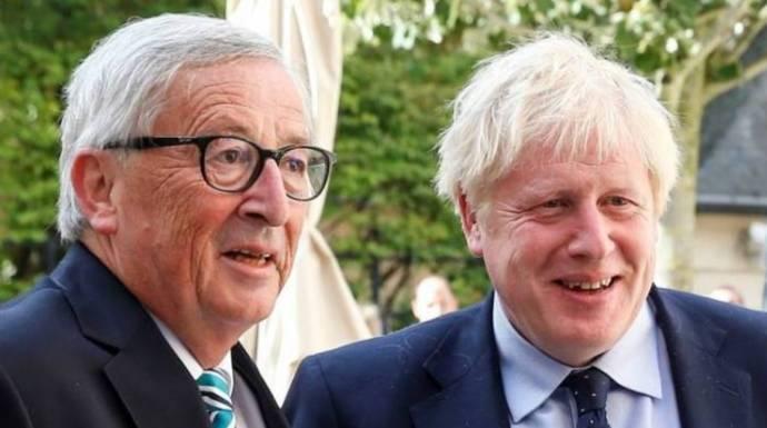 Europa respira aliviada tras el principio de acuerdo entre Londres y Bruselas sobre el Brexit