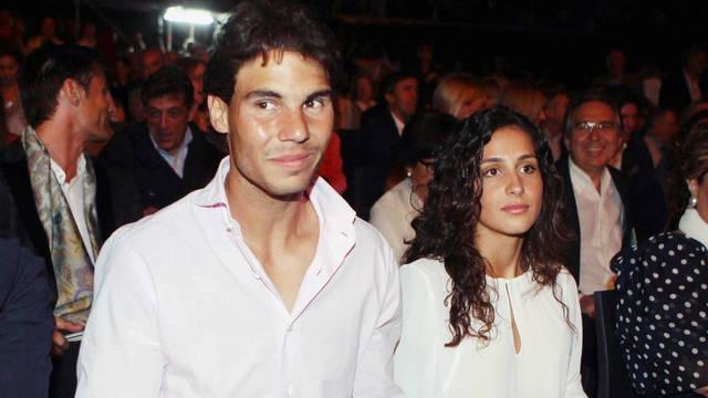 Rafael Nadal comparte las primeras fotos oficiales de su boda