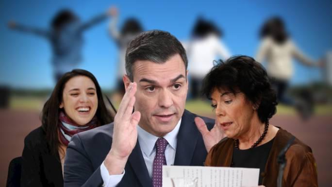 La Constitución destroza el intento de Sánchez de echar a los padres de la educación