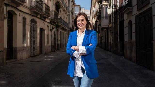 María José Catalá: «Bonig merece la oportunidad de seguir liderando el PP»