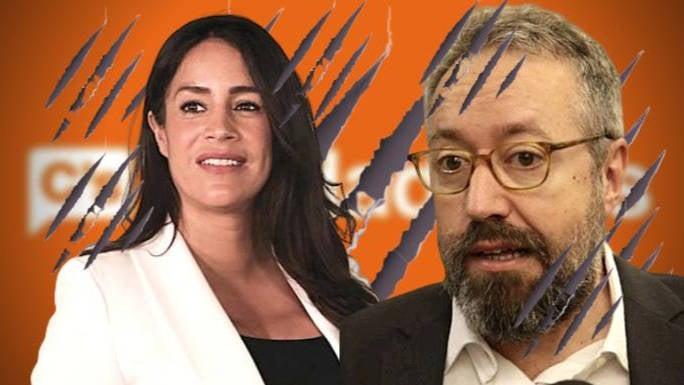 El PP se harta de Cs, en plena bronca con Villacís y Girauta en primer plano