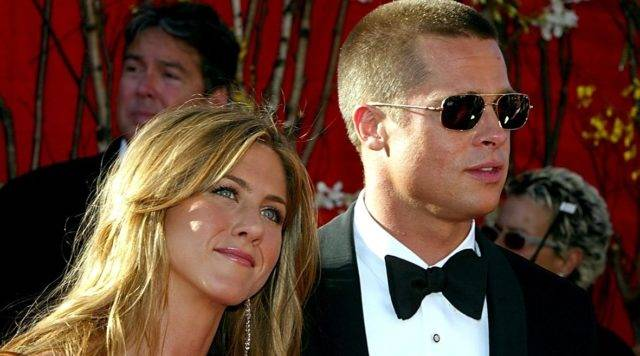 Brad Pitt y Jennifer Aniston, de nuevo juntos y cómplices en la alfombra roja