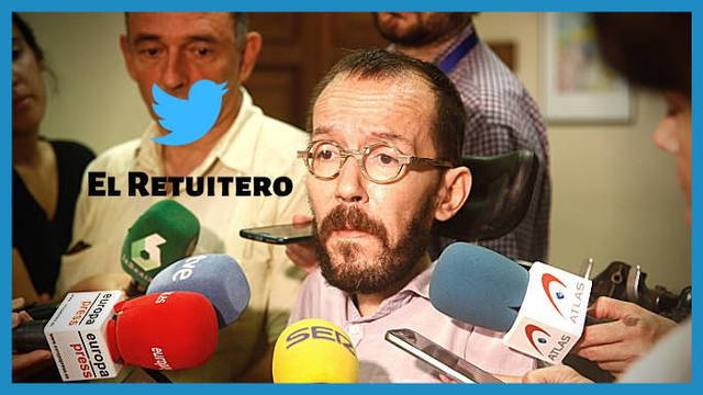 Echenique, en un primer plano reciente