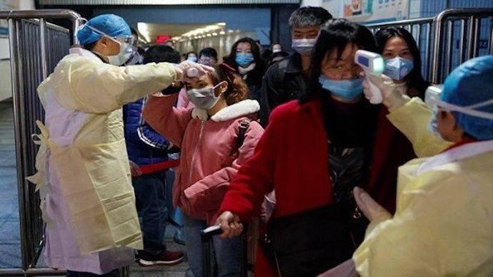 China confirma más de 2.000 nuevos casos de Coronavirus