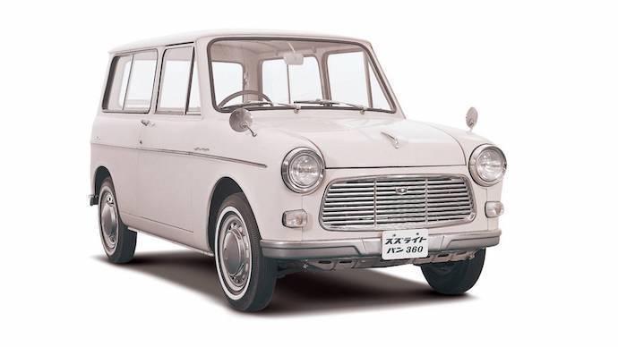 Suzuki cumple un siglo de exitosa vida comercial