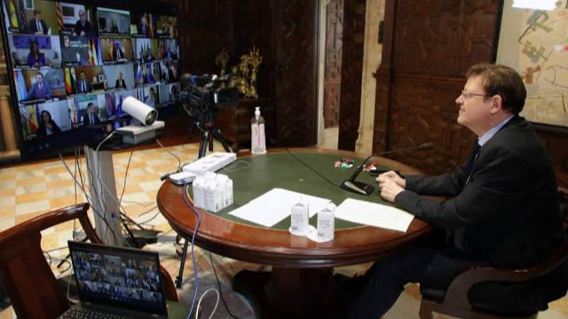 Puig pide a Sánchez que el sector cerámico no se vea obligado a cerrar