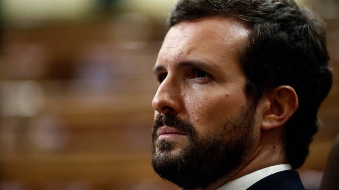Casado se harta de Sánchez: «Ya está bien de mentiras, incompetencia y luchas»