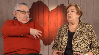 "Pepe y Esther en ""First Dates"""