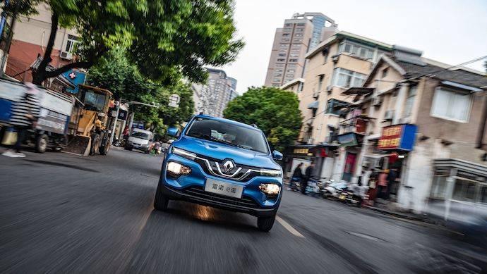 Renault deja de vender coches de combustión en China