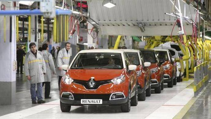 Las fábricas españolas de Renault a salvo de los ajustes