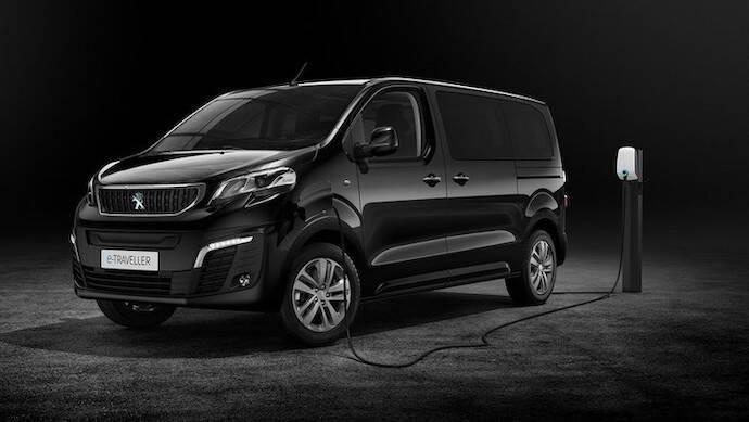 Peugeot e-Traveller, una solución ideal para profesionales