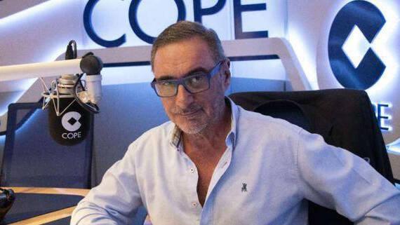 """Carlos Herrera enfurece con el """"membrillo"""" Garzón por decir esta barbaridad"""
