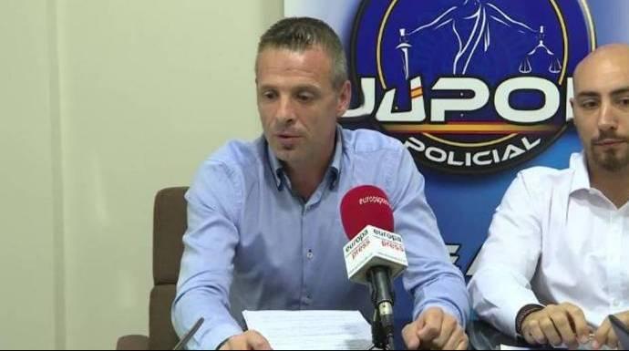 El portavoz de Jupol desenmascara al Gobierno: «Muchos contagios se podían haber evitado»