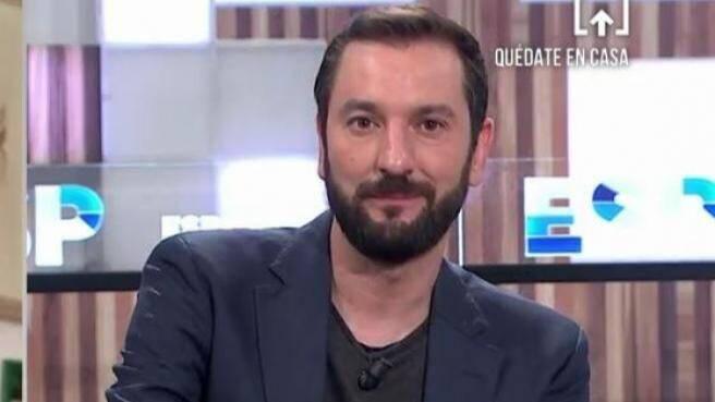Antena 3 rescata unas «tensas» imágenes de Diego Revuelta tras quedarse sin aire