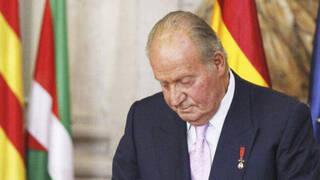 El Rey Juan Carlos está retirado de la vida pública desde junio de 2019.