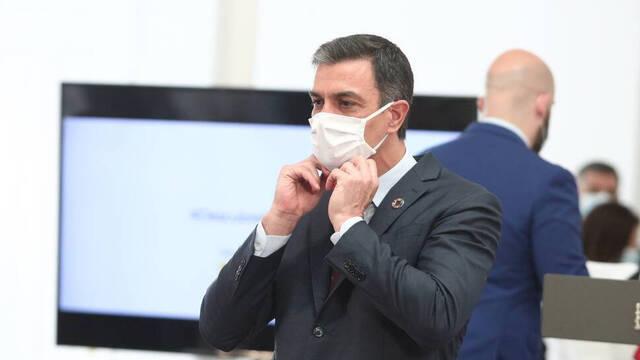 Pedro Sánchez, en la víspera de la cumbre de la UE