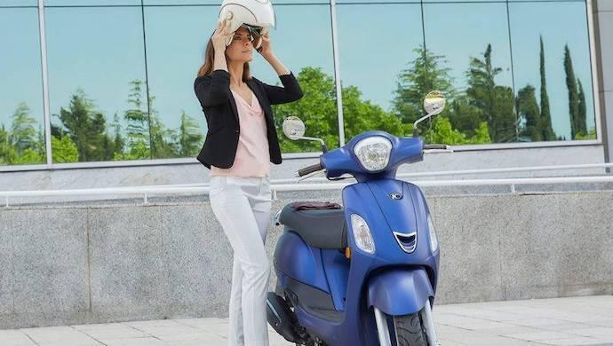 Crece el interés de las mujeres por las motos