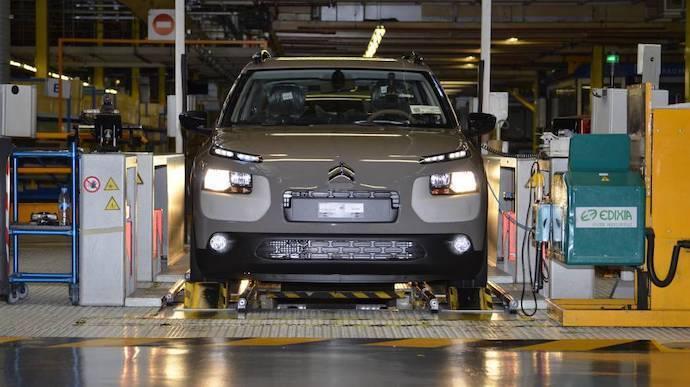 PSA sigue confiando en Madrid para fabricar el nuevo Citroën C4