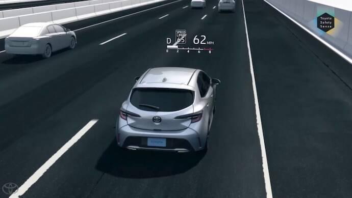 Toyota mejora su sistema de supresión de la aceleración con Big Data