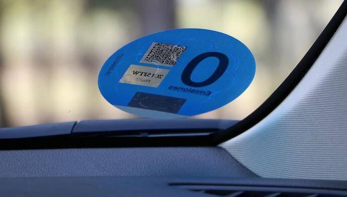 Los compradores de turismos con etiqueta ´cero´ pagarán 1.000 euros en el IRPF