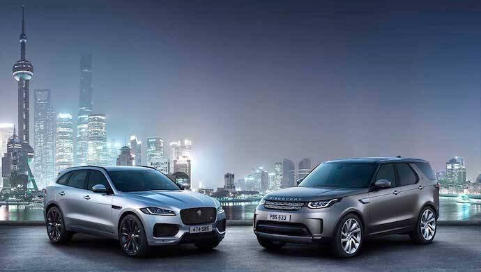 Pivotal, el renting conjunto de Jaguar y Land Rover