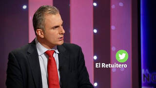 Javier Ortega Smith, en TVE