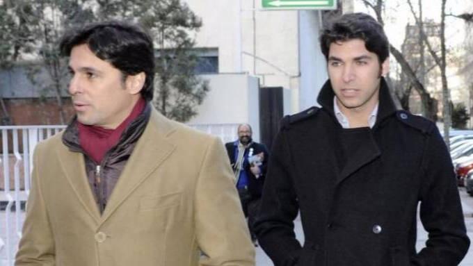 Fran y Cayetano Rivera anuncian un infierno judicial para Isabel Pantoja