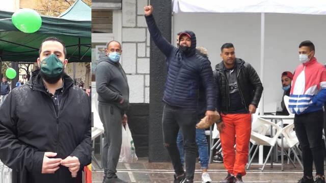 Insultos y amenazas a simpatizantes de Vox durante el fin de semana en Alicante