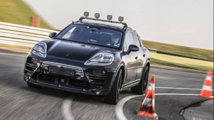 Porsche anuncia que el Macan eléctrico tendrá más autonomía que el Taycan