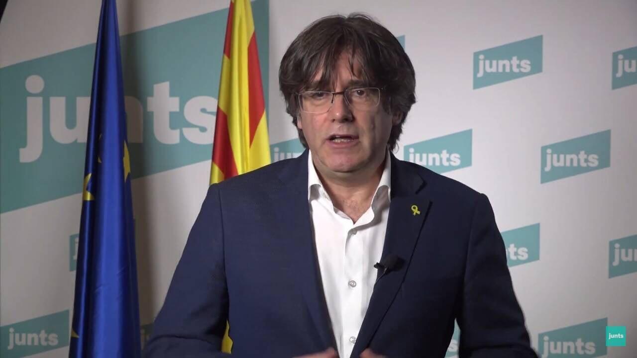 El extraño robo que ha denunciado Puigdemont ante la policía belga