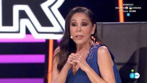 La inesperada y conmovedora confesión de Isabel Pantoja sobre Rocío Jurado