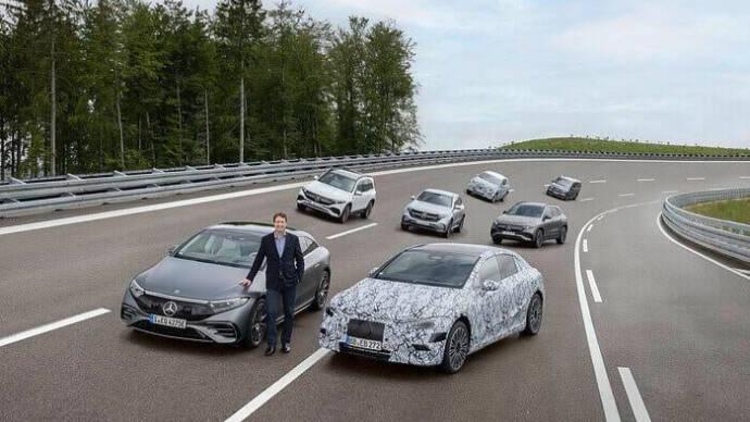 Mercedes Benz confirma sus objetivos de rentabilidad en la era eléctrica